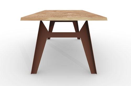 17 beste afbeeldingen van quodes stammtisch tables eettafels industrieel ontwerp en keulen. Black Bedroom Furniture Sets. Home Design Ideas