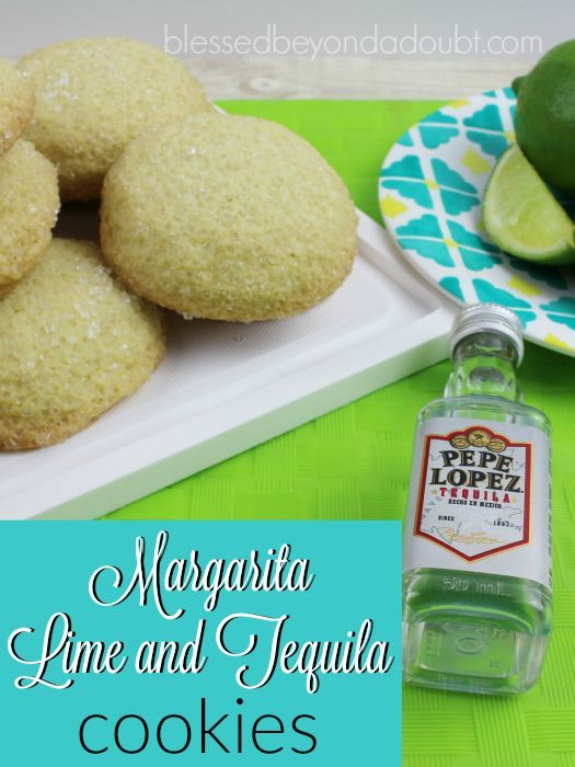 Margarita Lime and Tequila Cookie recipe are a MUST at any fiesta. They are moist and so flavorful. My whole gang adores them anytime I make them as a treat. I don't typically have tequila around my home, so I buy the cheapest one at the liquor store. The alcohol from the tequila cooks down during baking, so no need to worry about serving them to the younger crowd. How to make the Margarita Lime Tequila Cookie Recipe Ingredients 3 cups all-purpose  {Read More}