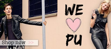 We <3 PU - Intercity Boutiques