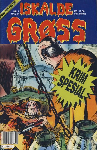 Graham Ingels (7 June 1915  4 April 1991 USA) was a comics artist best known for his work on horror... Graham Ingels (7 June 1915  4 April 1991 USA) was a comics artist best known for his work on horror titles for EC Comics in the 1950s. His career began in the early 1940s at Fiction House where he drew and painted covers and illustrations for their pulp magazines. He was soon drawing for their comic book titles as well such as Planet Comics and Wings Comics. In 1947 he because an editor for…