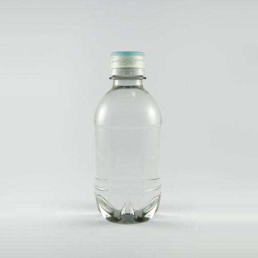 Botella de agua pequeña