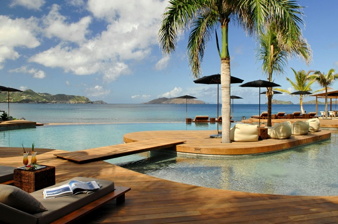 Hotel Christopher in St. Barts.