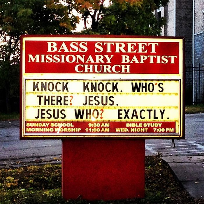 Best Church Billboards Images On Pinterest Christian Humor - 32 hilarious church signs that will make you laugh way more than you should 12 is the best ever