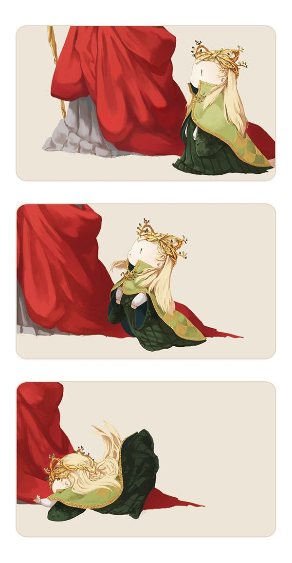 Tales of Mirkwood -  Little Prince of the Mirkwood   by paceingcolin