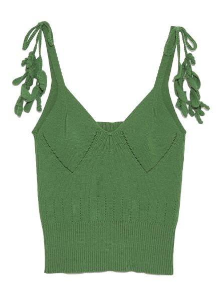 ニットキャミソール(キャミソール)|Lily Brown(リリーブラウン)|ファッション通販|ウサギオンライン公式通販サイト
