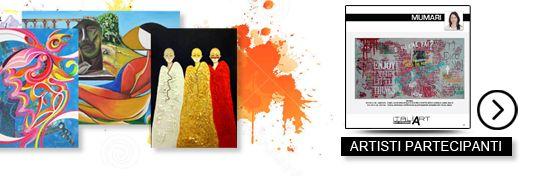 ITALIART 2016 - Italian art in russia - Rassegna d'arte italiana contemporanea Mosca -S Pietroburgo