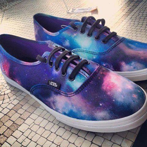 zapatos galaxia