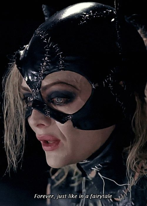 "michelle pfeiffer as catwoman, ""batman returns"""