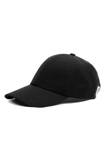 5ab123ba4a REIGNING CHAMP 6 PANEL BASEBALL CAP - BLACK.  reigningchamp ...