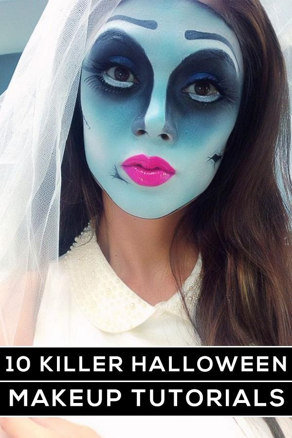 """Show off your skills with one of these beauty ideas! #halloween (via @beautyhigh) Twitter: @ThePowerofShoes www.SocietyOfWomenWhoLoveShoes.org A 501(c)(3) nonprofits that is """"Healing Families of Abuse One Sole at a Time"""""""