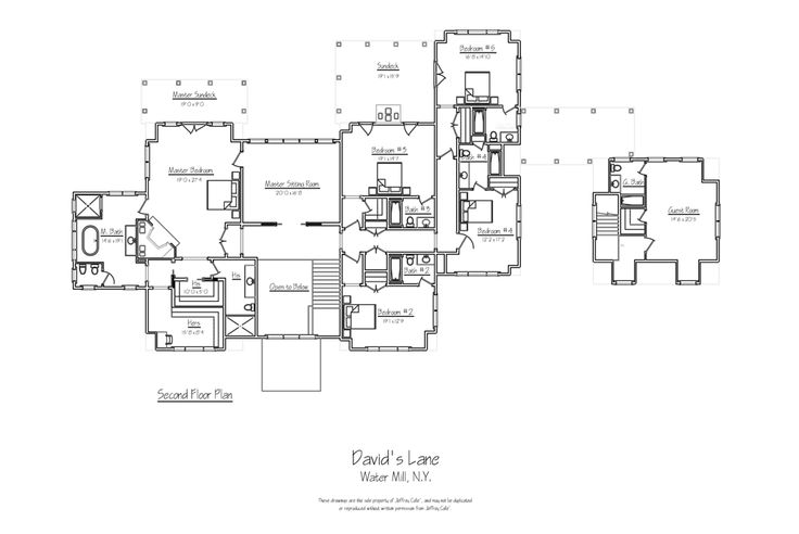 145 best floor plans 2 images on pinterest mansions for Beach house design jeffrey strnad