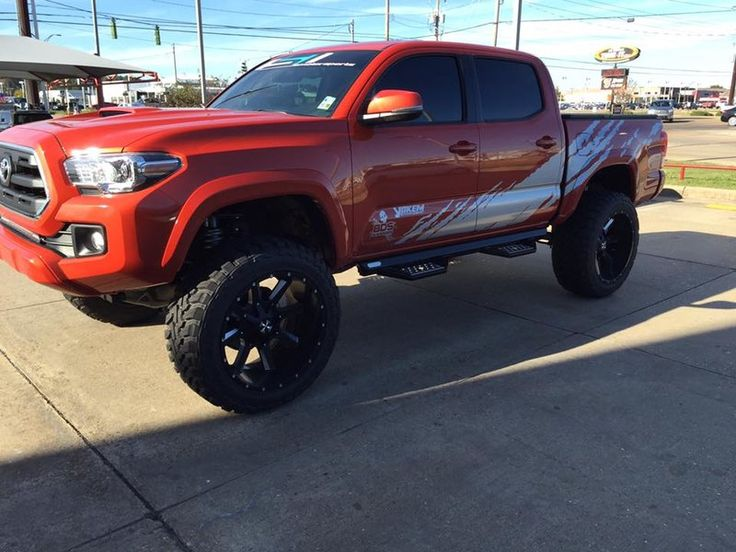 toyota tacoma trd sport running board lights | What Have You Done To Your 3rd Gen Today? | Page 66 ...