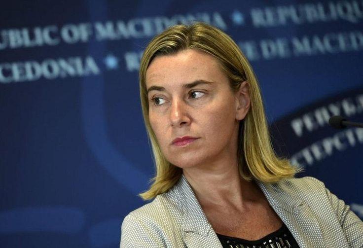 Μογκερίνι: Η ΕΕ θέλει καλές σχέσεις με την Ρωσία αλλά υπάρχει η Κριμαία