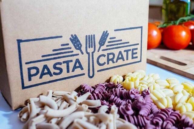 Pasta Crate Review A great gift for pasta lovers is a subscription to Pasta Crate, a monthly pasta delivery service. Pasta Crate sources handmade pastas from small producers in the U.S.A. who use organic and…