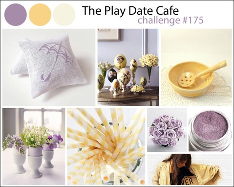 Anya - Life is What You Make It: Play Date Cafe Challenge #175