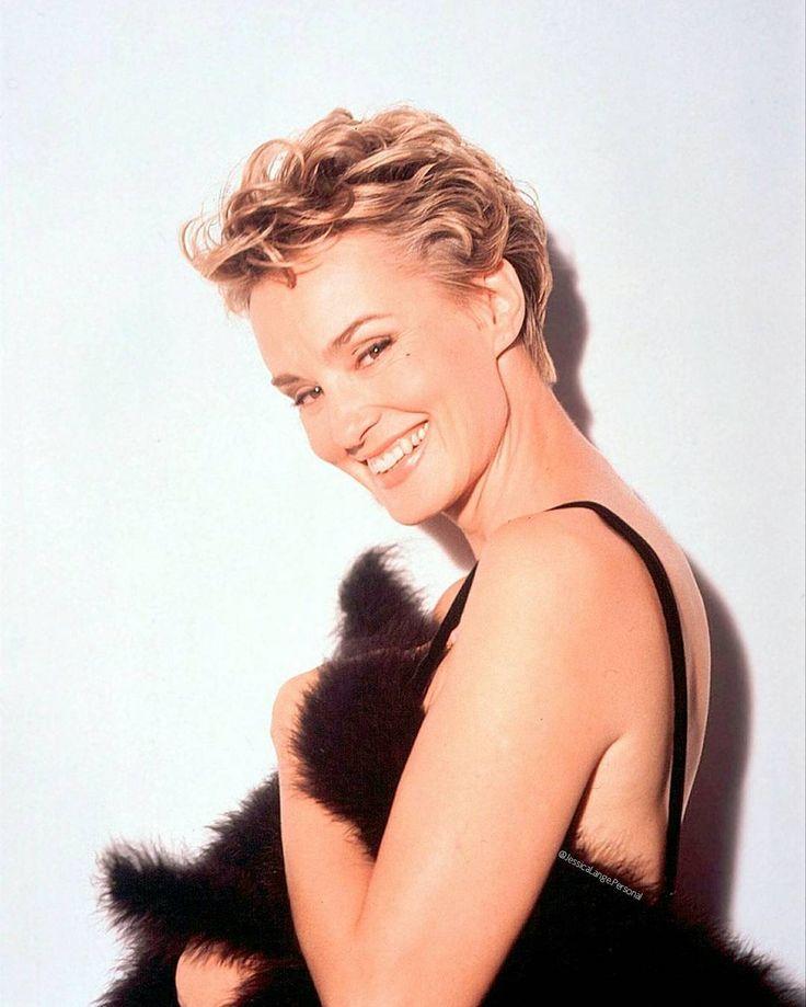 Jessica Lange in Vogue 1992