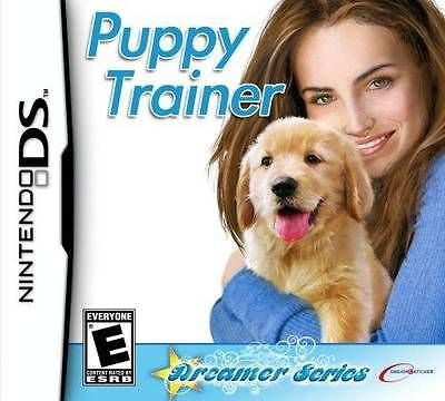 Dreamer Series: Puppy Trainer - Nintendo DS Game - Game Only
