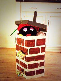 Surprise Piet in de schoorsteen - Surprise Maken