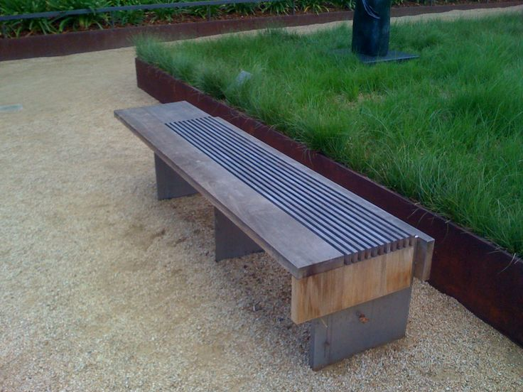 Captivating Minimal, Functional, Modern: Bench At The J.Paul Getty Museum In LA Ideas
