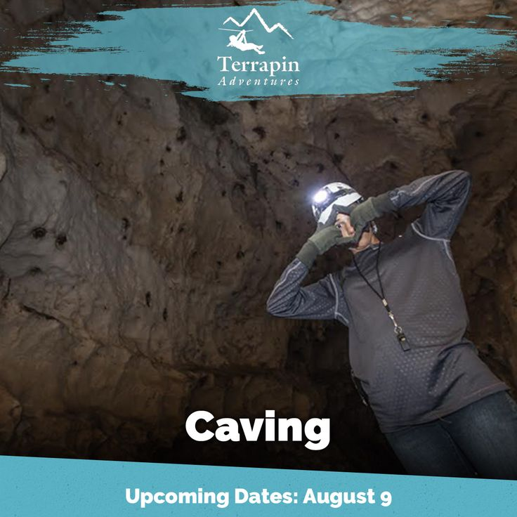 Whether you call it caving, spelunking, or potholing you will experience the adventure of a lifetime. Our knowledgeable guides will introduce you to the basics of cave exploration, safety, and stewardship. #Caving #Spelunking  Call 301-725-1313 or click here: http://www.terrapinadventures.com/tours-trips/caving/