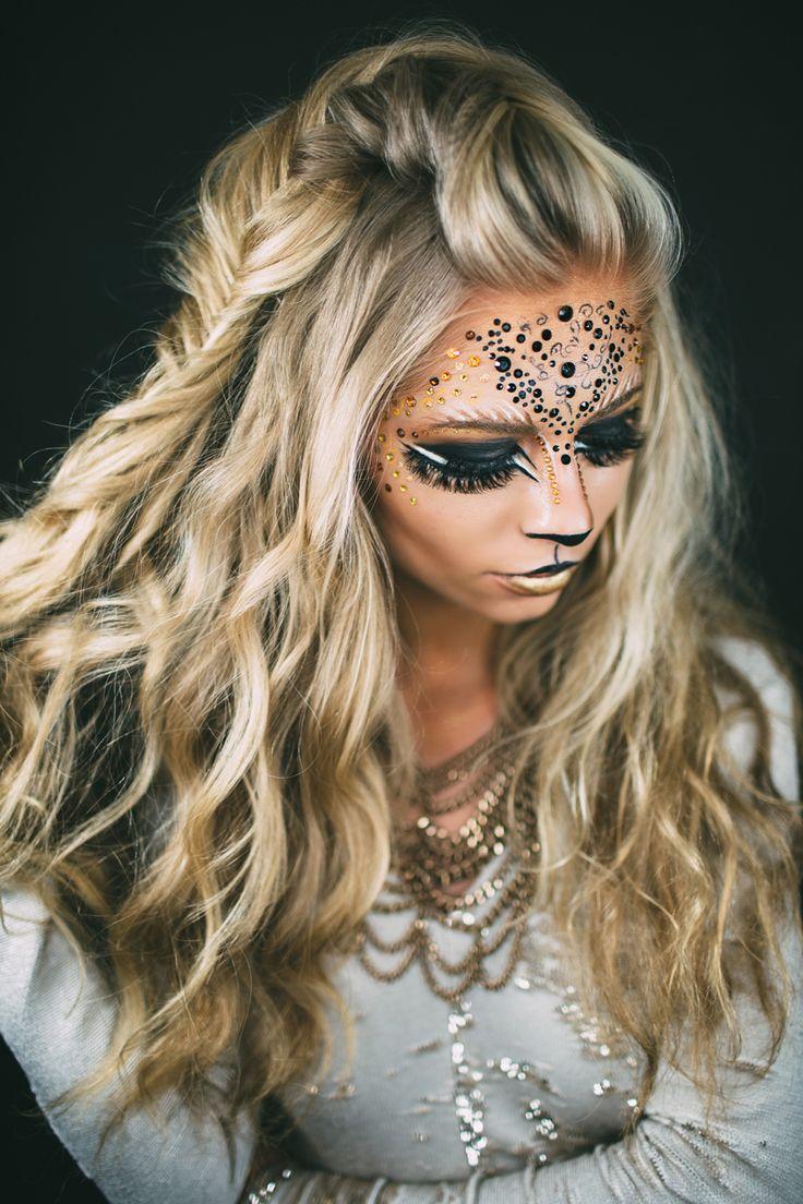 lion makeup ideas
