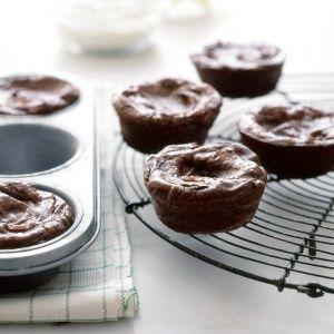 Chocolate Truffle Cakes Recipe - Delish.com