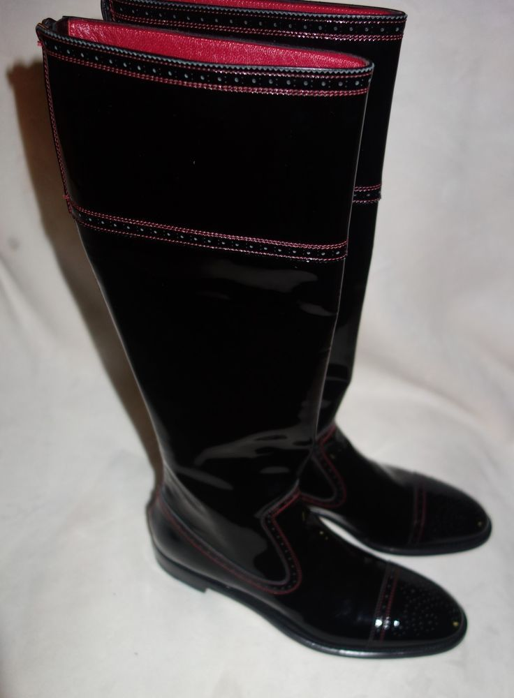 31dc7e045de YSL Yves Saint Laurent Knee high riding Boots size 36.5 NEW #fashion  #clothing #shoes #accessories #womensshoes #boots (ebay link)