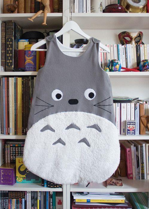ma turbulette Totoro