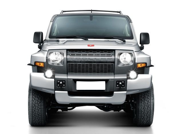 2015 Ford Troller T4 expected to go on sale before the end of this year. Ford Troller 2016  T4 design is a better design 2015 Bronco principle. Possible Ford rivals for the marketplace Jeep Wrangler and Toyota FJ Cruiser.