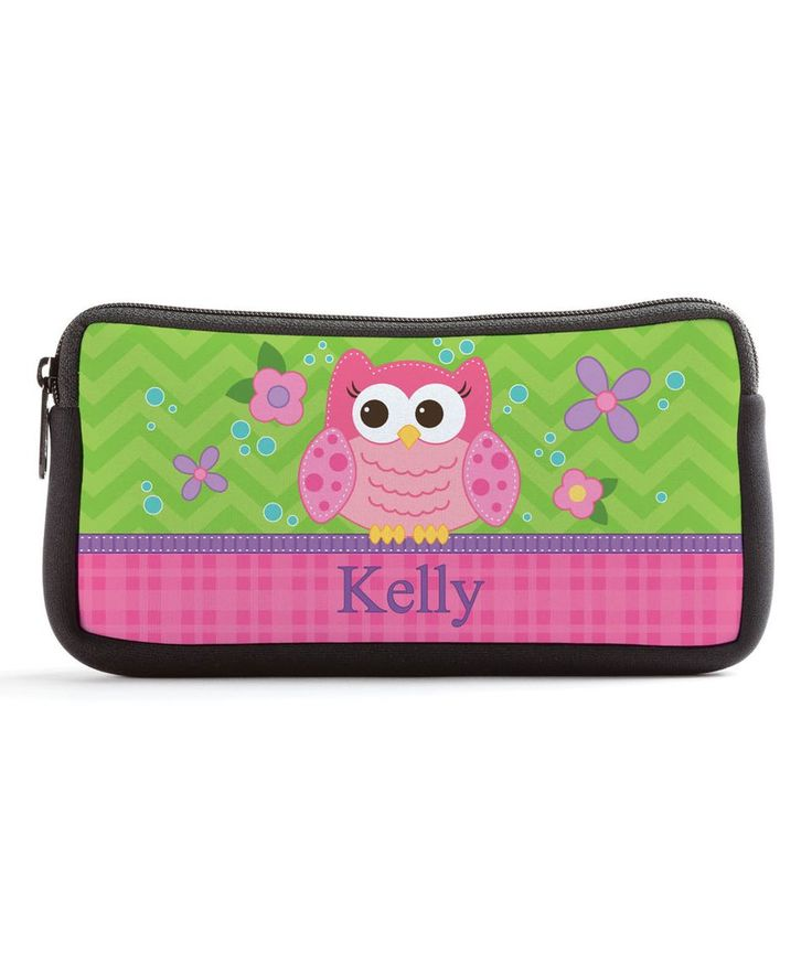 Look at this #zulilyfind! Personalized Planet | Sweet Owl Personalized Pencil Case by Personalized Planet #zulilyfinds