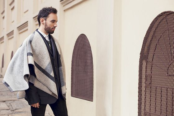 More looks by Nelson Rueda Argumedo: http://lb.nu/nargumedo  #chic #classic #dapper
