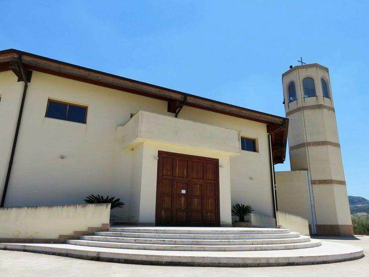 Gibellina, Nanda Vigo, Chiesa di Gesù e Maria (oggi, Centro Sociale)