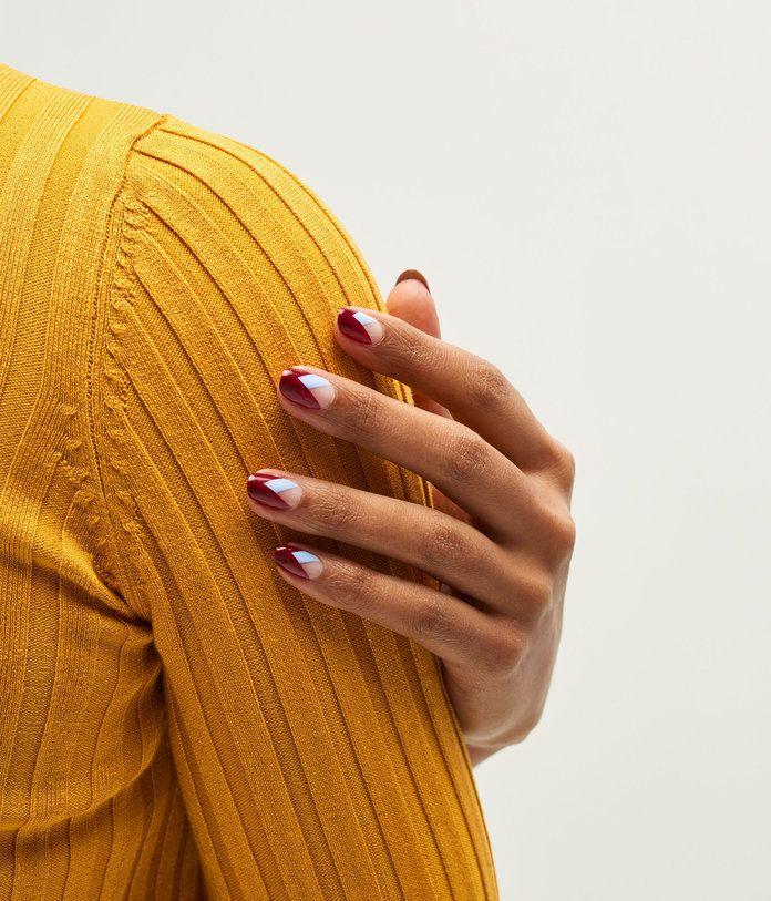 Die 10 besten Nail Art Ideen für kurze Nägel