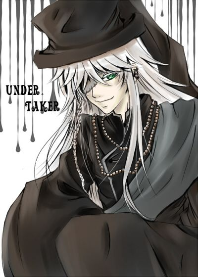 Black Butler: Undertaker