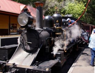 Puffing Billy - a perfect day trip