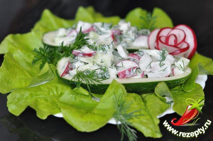 Рецепты салата из салата айзберга