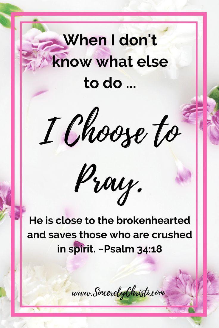 Part 2: Trusting God in Difficult Times   Prayer Tips   God, Faith