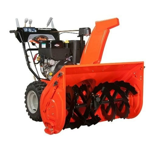 If you want the best snowblower available, consider a powerful Ariens snowblower! #snow #winter