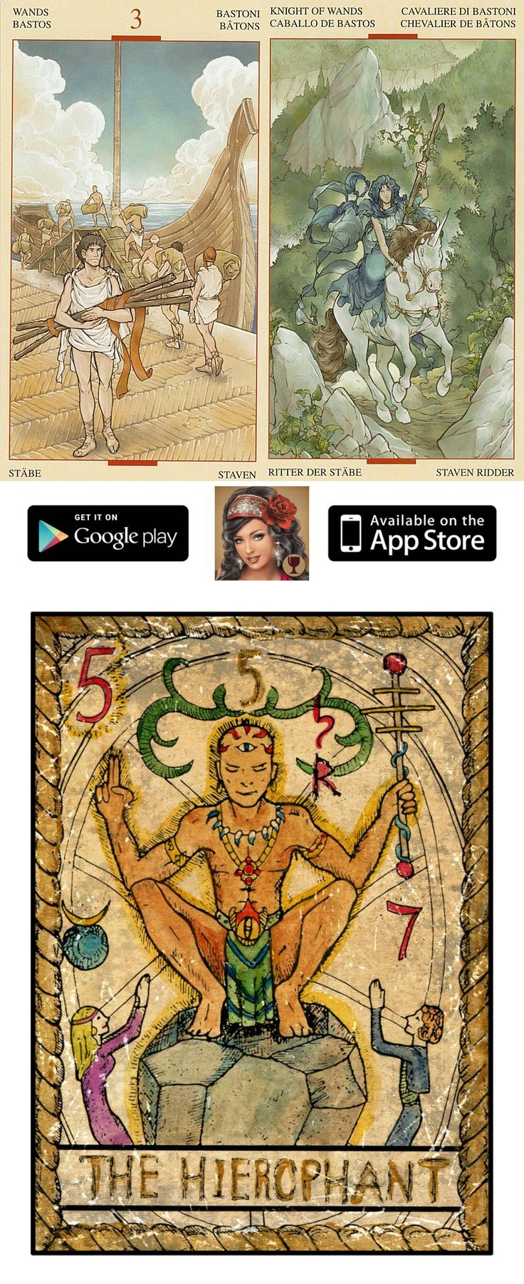 Get this free mobile app on your phone or tablet and have fun. tarot kit for beginners, free online psychic readings instant and horoscope tarot cards, tarot yes or no in hindi and free clairvoyant reading. New tarot decks and cartomancy meanings. #emperor #tarotmeaning #happyhalloween #wheeloffortune #spellwork #tarotcardsforbeginners