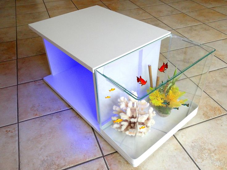 les 25 meilleures id es de la cat gorie aquarium table. Black Bedroom Furniture Sets. Home Design Ideas