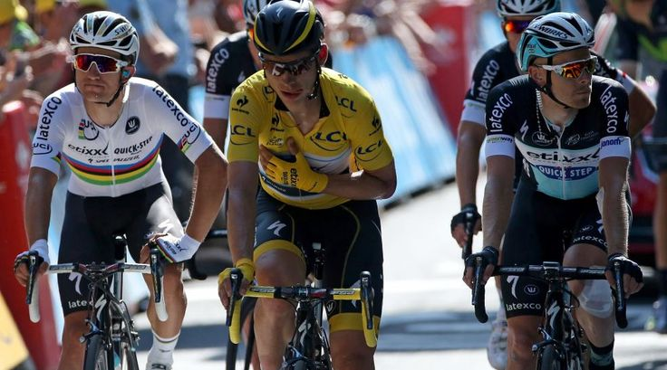 Tour De France 2015: Friday's Stage 7 Live Stream Schedule, TV Info and Route