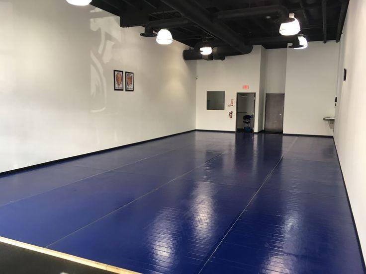 14 x 14 rollup martial arts mat gym design jiu jitsu