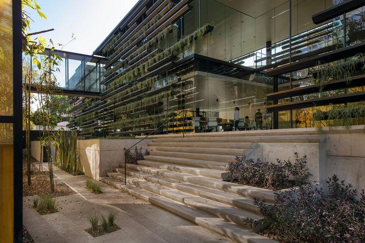 Galería de Corporativo Falcón 2 / Rojkind Arquitectos + Gabriela Etchegaray - 1