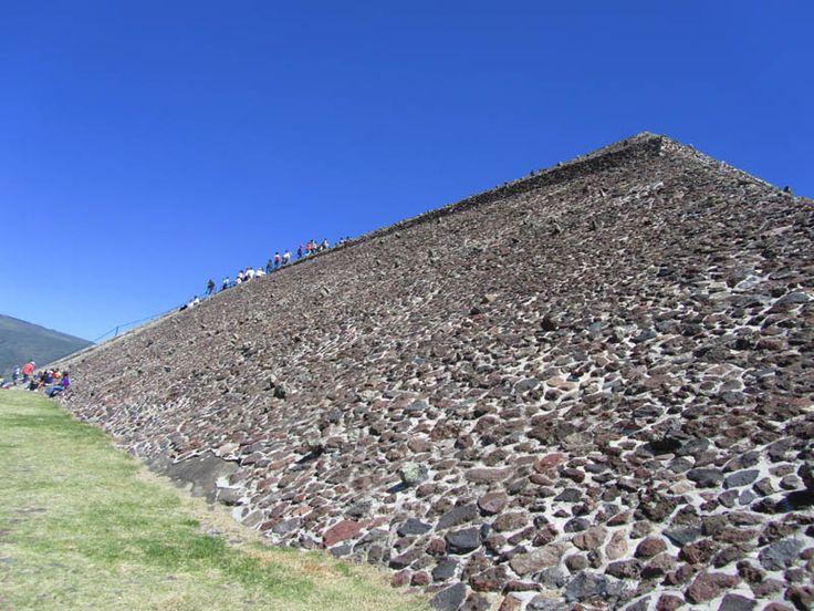 Cidade do México - pirâmide 3