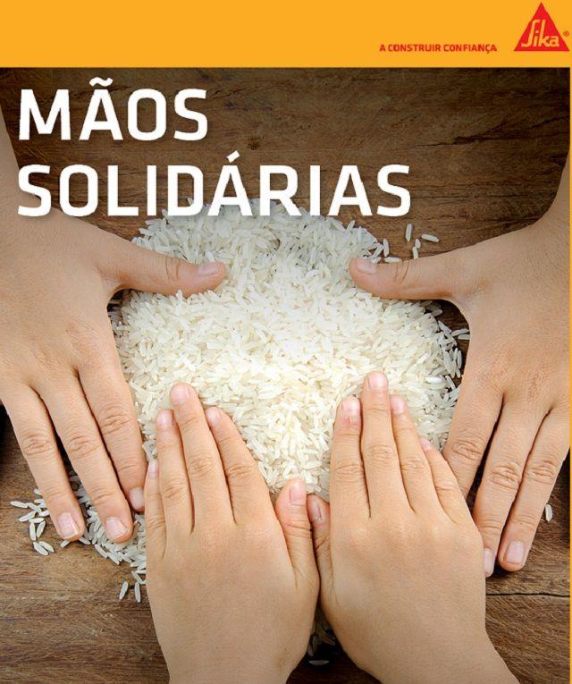 Sika Portugal entrega mega cabaz solidário em Ovar, um dos concelhos com mais desemprego