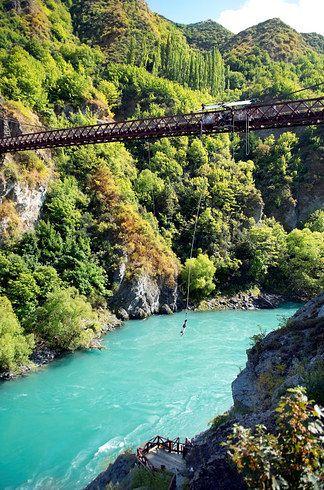 22. Queenstown, New Zealand | 27 Epic Adventures Worth Taking In Your Twenties