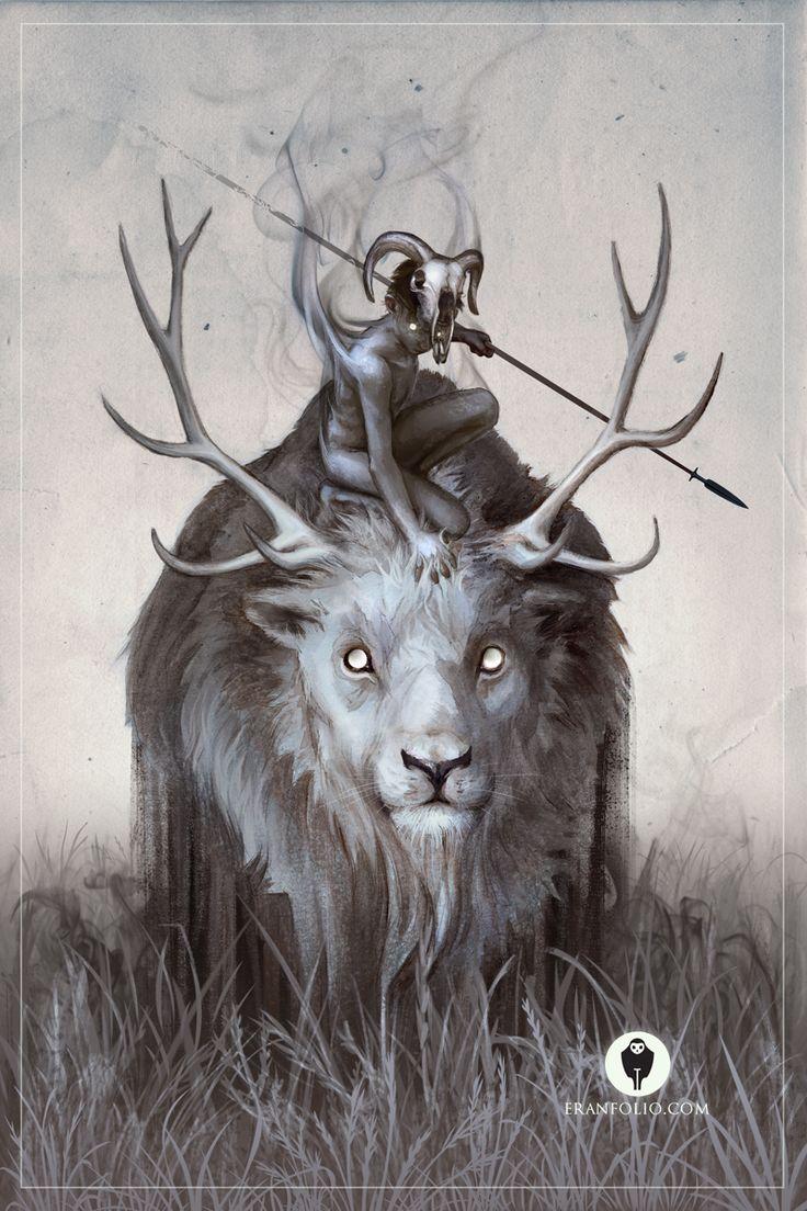 A Boy and his Beast by EranFolio.deviantart.com on @deviantART