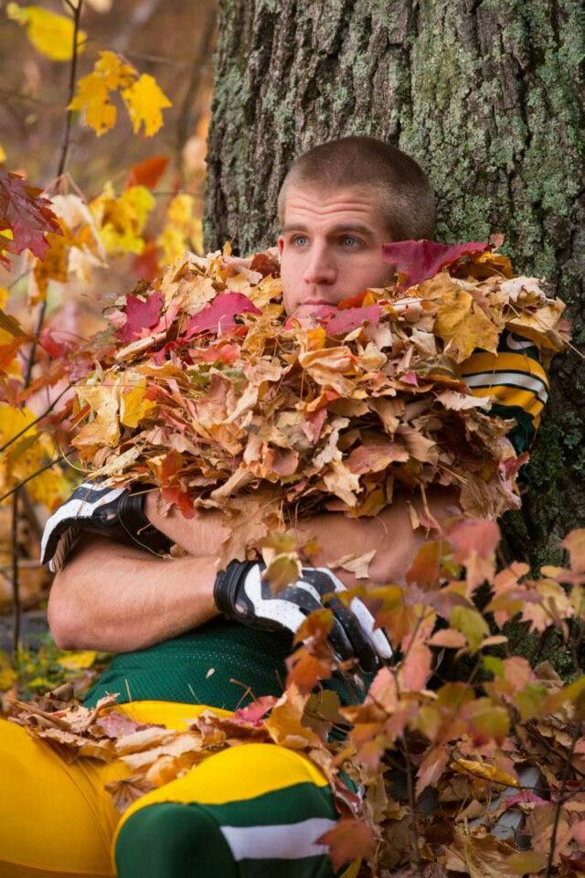 Packers Jordy Nelson, so cute here!
