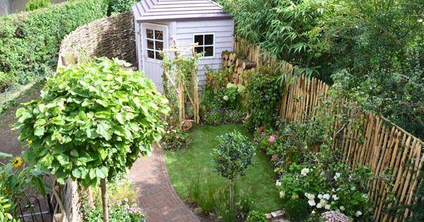 cottagetuin - Google zoeken - tuin | Pinterest - Tuinen, Romantisch en Engelse cottage tuinen