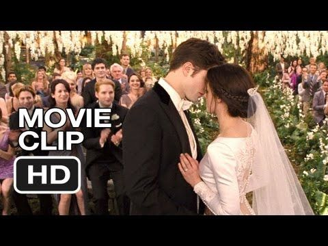 The Twilight Saga: Breaking Dawn - Part 1 (7/9) Movie CLIP - The Wedding (2011) HD